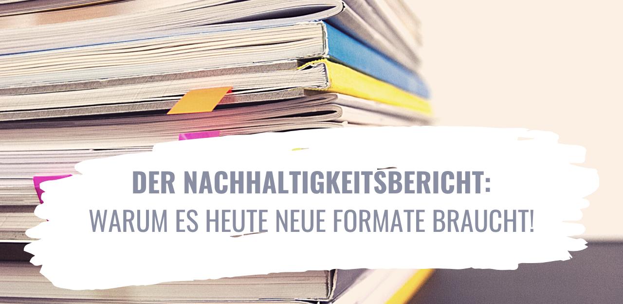 Nachhaltigkeitsbericht_Neue_Formate (c) Bernd Klutsch (unsplash.com)